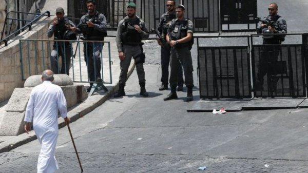 Руководителя МИД стран ОИС осудили действия Израиля наХрамовой горе вИерусалиме