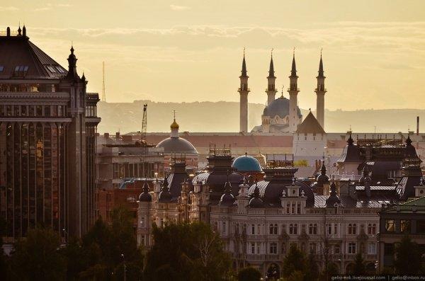 Крупные промрегионы РФ сконцентрированы в Приволжском, Уральском и Сибирском федеральных округах