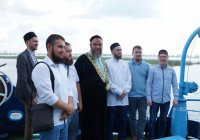 Муфтий встретился с татарстанскими студентами зарубежных исламских вузов