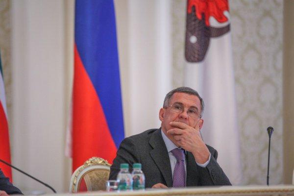 ВКазани начинает свою работуVI съезд Всемирного конгресса татар