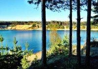 Дайверы очистят 5 000 кв. метров дна озера Изумрудное