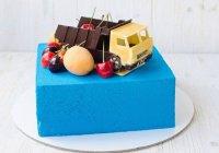 Воронежский кондитер печет торты в виде «КАМАЗа» (ФОТО)