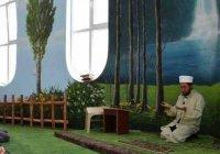 """Мечеть по мотивам аятов суры """"Аль-Бакара"""""""
