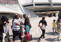 В Канаде беженцам отдали Олимпийский стадион