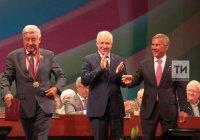 Минниханов вручил Фариду Мухаметшину орден «Герой нации»
