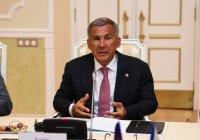 Минниханов: В Татарстане нужно развивать возобновляемые источники энергии