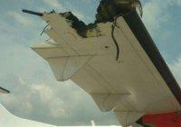 В аэропорту Индонезии столкнулись два самолета