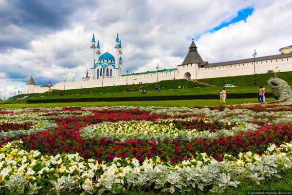 Казанский Кремль оказался на 8-м месте рейтинга