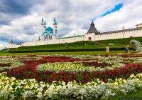 Казанский Кремль вошел в топ-10 замков России