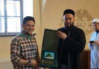Муфтий РТ встретился с татарами из Саудовской Аравии