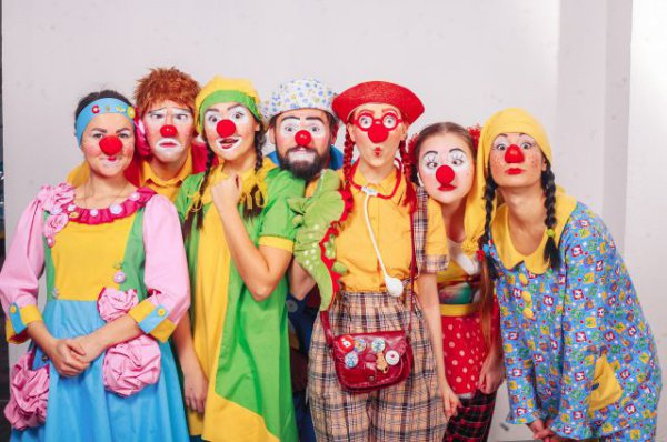 Первый набор и обучение в Школе клоунов прошли на базе Детской республиканской клинической больницы
