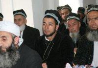 В Таджикистане законодательно прописали длину бород имамов