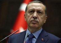 Эрдоган заявил о возобновлении военной операции в Сирии