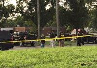 В мечети в США прогремел взрыв (Фото)