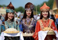 На «Гастрономической карте России» отметилась Казань