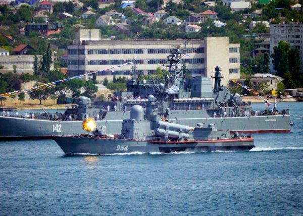 Данный вопрос планируется проработать с руководством Черноморского флота