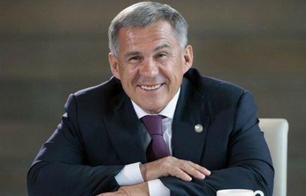 Так по итогам июня президент Татарстана занимал 5-е место в рейтинге влияния