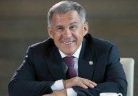 Минниханов в топ-5 лидеров рейтинга влияния губернаторов России