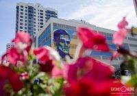 В Казани обновили футбольное граффити (ВИДЕО)