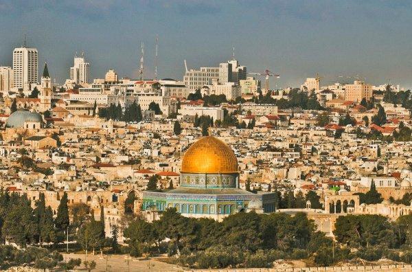 Иерусалим.