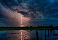 В Татарстане пройдут грозы с ветром до 18 м в секунду