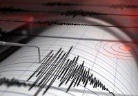 На турецком курорте произошло землетрясение магнитудой 4,9
