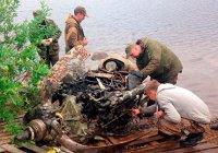 Поисковики из Татарстана нашли самолет 1942 года, разбившийся в Заполярье