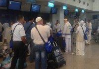 В Хадж отправилась первая группа паломников из Узбекистана