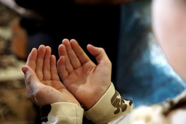 «Господь, облегчи не утруждай. Господь сделай благодатным завершение этого дела»