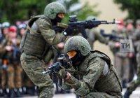 Отряд спецназа «Барс» отметил юбилей в Казани