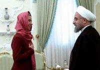 Хиджаб на голове главного дипломата ЕС Федерики Могерини стал причиной скандала