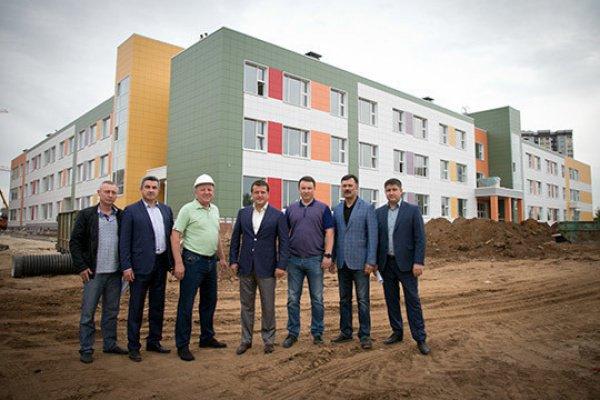 В Казани в нынешнем году будут сданы 2 школы — помимо 181-й откроется школа на улице 2-й Азинской