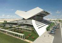 Библиотеку в форме книги строят в Дубае