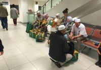 Аккредитация! 12 августа Муфтий проводит паломников в хадж