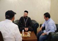 Муфтий РТ принял в своей резиденции гостей из Саудовской Аравии (Фото)