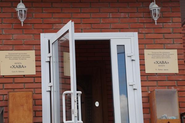 Муфтий РТ открыл новую мечеть в Лаишево