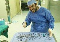 В брюшной полости египтянина нашли 39 гвоздей