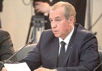 В РТ прибыл губернатор Иркутской области