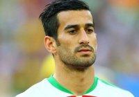 Иранских футболистов исключили из национальной сборной за игру с Израилем