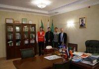 Муфтий РТ встретился с представителями «Красного полумесяца»