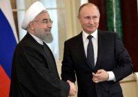 Путин и Роухани обсудили сирийский кризис