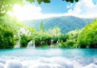 Аллах создал рай Гадн и создал в нем то, чего не видел глаз…