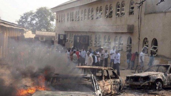 Взрывное устройство активировала террористка-смертница