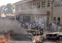 В Нигерии на рынке взорвали бомбу