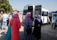 Первые паломники из Крыма отправились в хадж