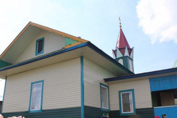 В Башкирии отреставрировали старинную мечеть