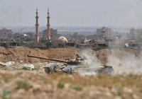 Сирийская армия при поддержке России окружила ИГИЛ