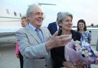 Гендиректор ЮНЕСКО прибыла в Казань
