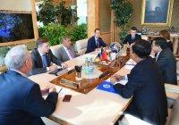 Минниханов встретился с консулом Вьетнама