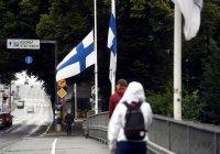 В Финляндии жертв атаки в Турку почтили минутой молчания